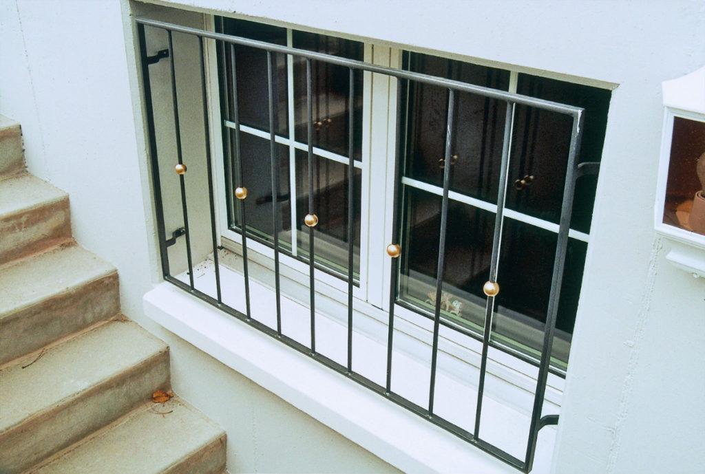 Kellerfenstergitter
