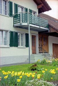 Balkonkonstruktionen
