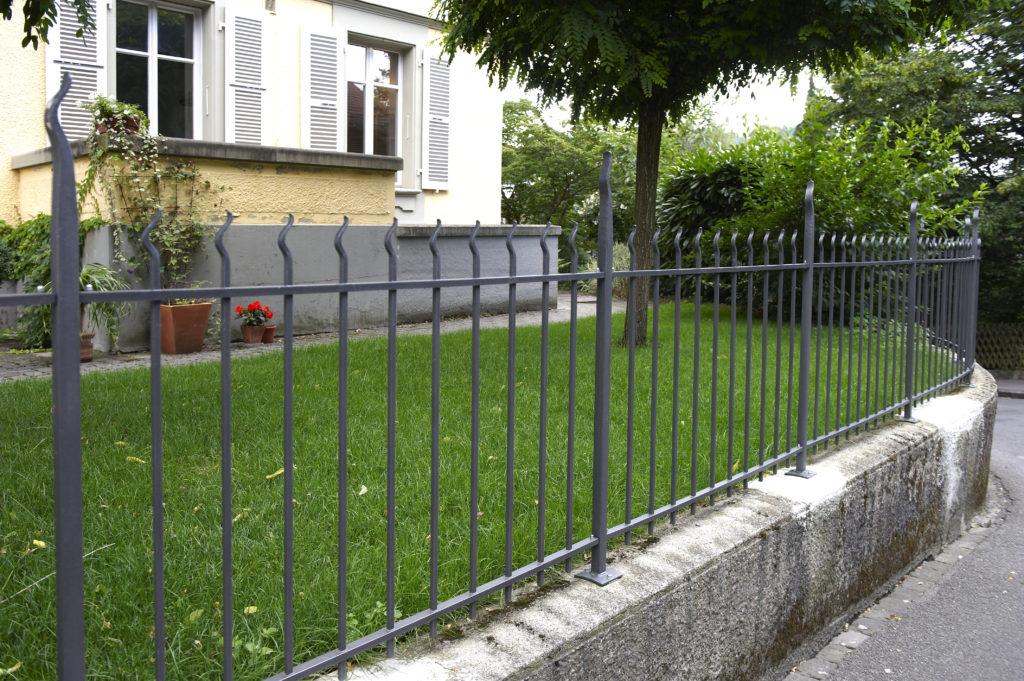 Gartengeländer